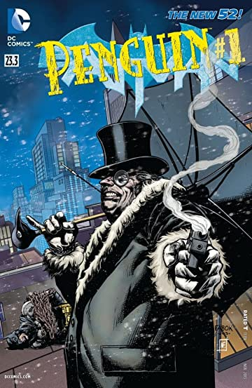 Batman (2011-2016) #23.3: Featuring Penguin