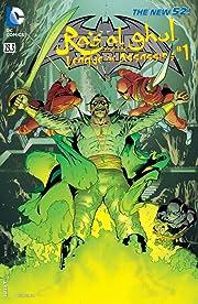 Batman and Robin (2011-2015) #23.3: Featuring Ra's al Ghul & League of Assassins