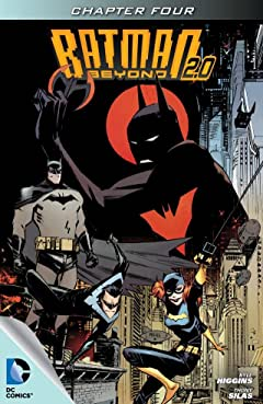Batman Beyond 2.0 (2013-2014) #4