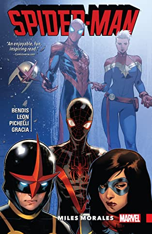 Spider-Man: Miles Morales Vol. 2