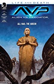 Alien vs. Predator: Life and Death #4