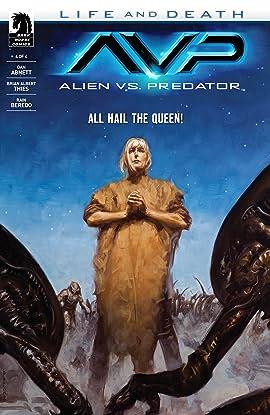 Alien vs. Predator: Life and Death #4