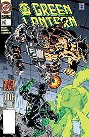 Green Lantern (1990-2004) #62