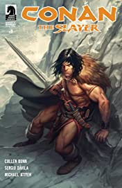 Conan the Slayer #9