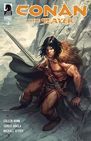 Conan the Slayer #9
