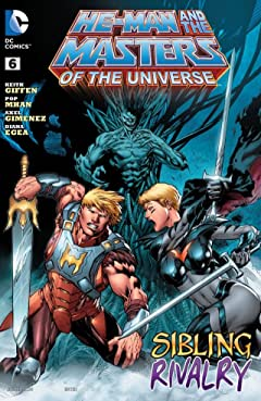 He-Man and the Masters of the Universe (2013-2014) #6