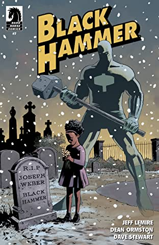 Black Hammer No.7