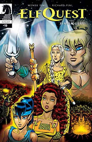 Elfquest: The Final Quest No.19