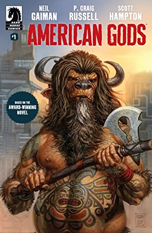 American Gods: Shadows No.1