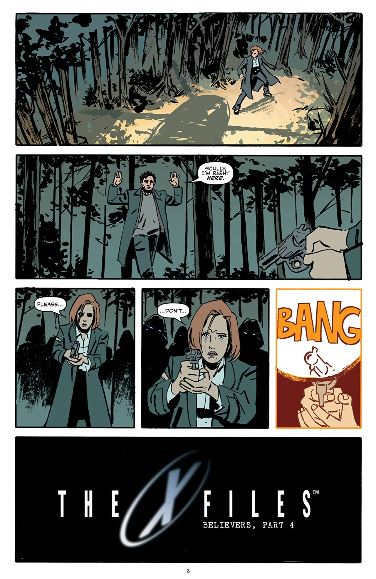 The X-Files: Season 10 #4