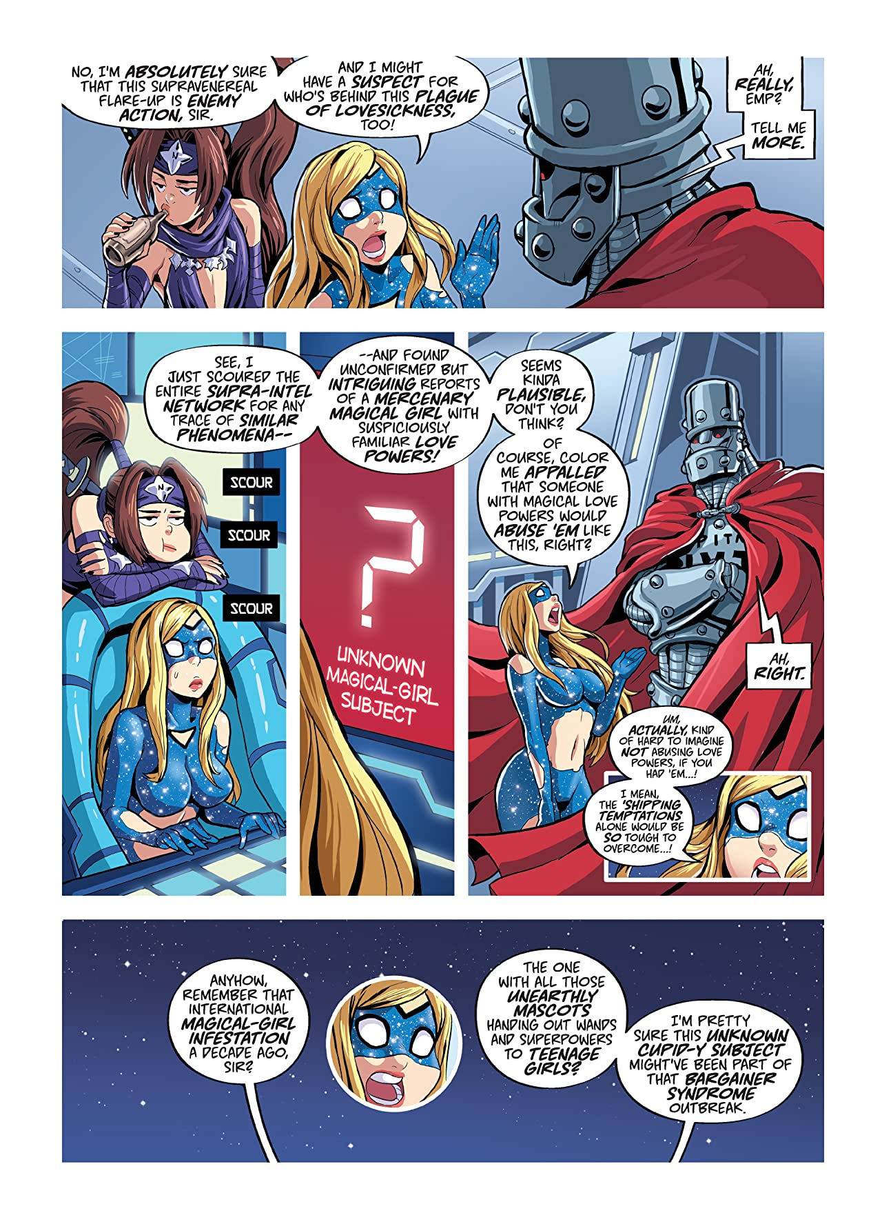 Empowered and the Soldier of Love #2
