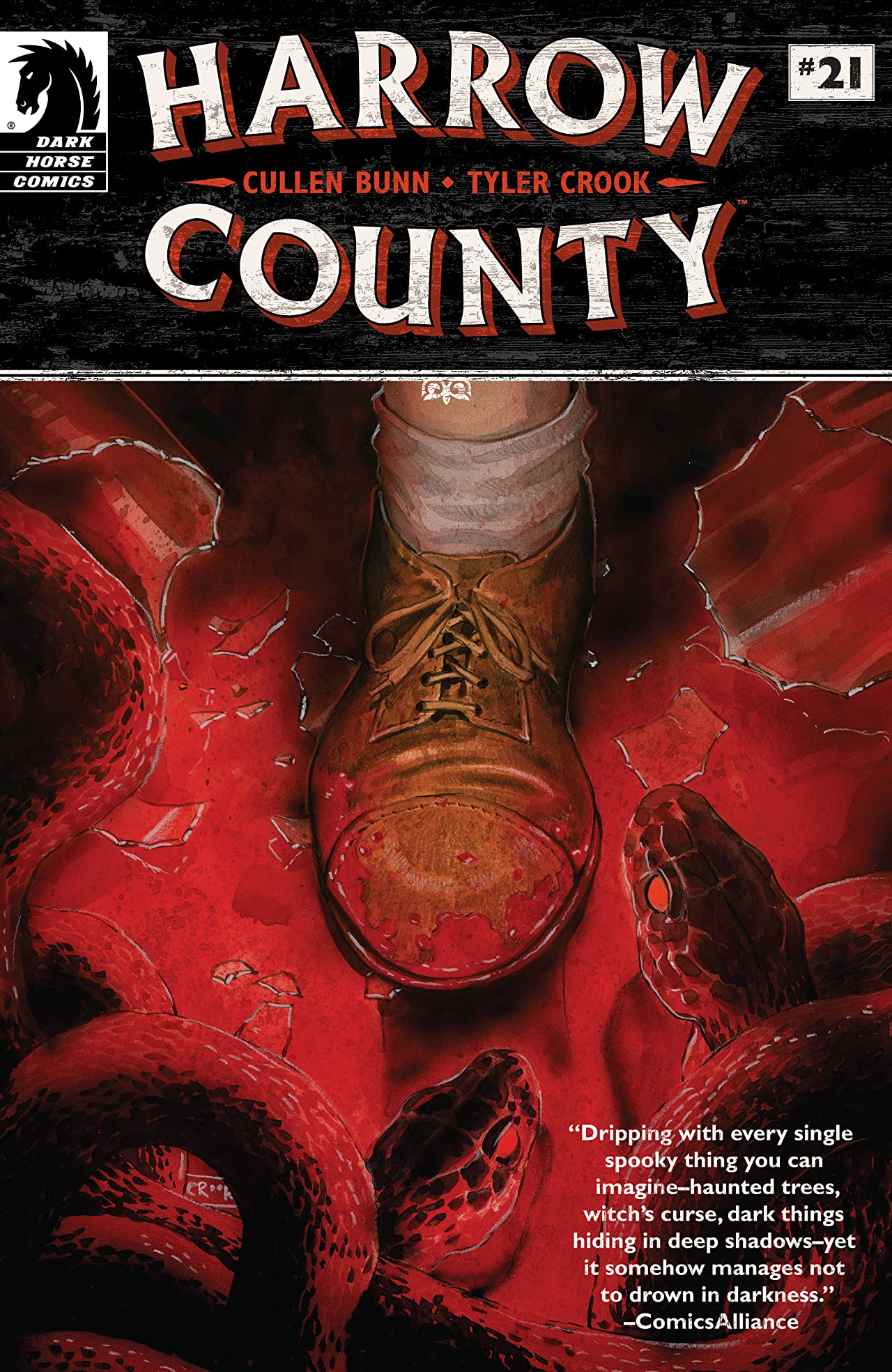 Harrow County #21