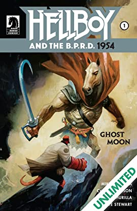 Hellboy and the B.P.R.D.: 1954 #4: Ghost Moon: Part 1