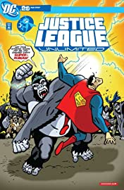 Justice League Unlimited #29