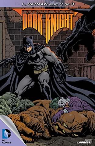Legends of the Dark Knight (2012-2015) #68