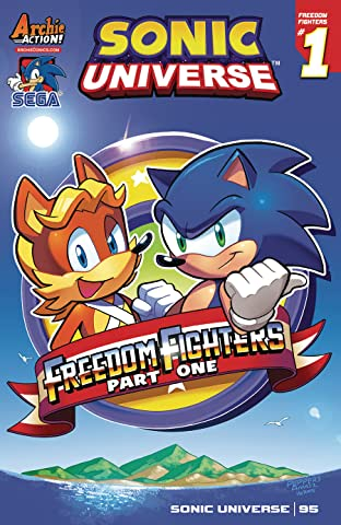 Sonic Universe #95