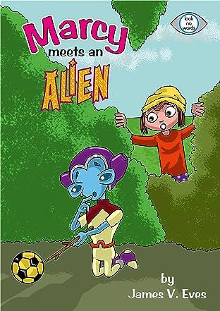 Marcy Meets an Alien