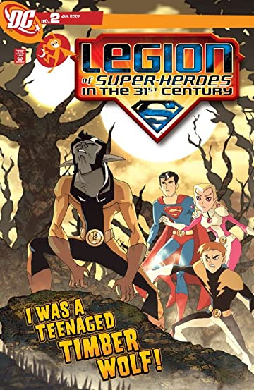 Legion of Super-Heroes in the 31st Century (2007-2009) #2