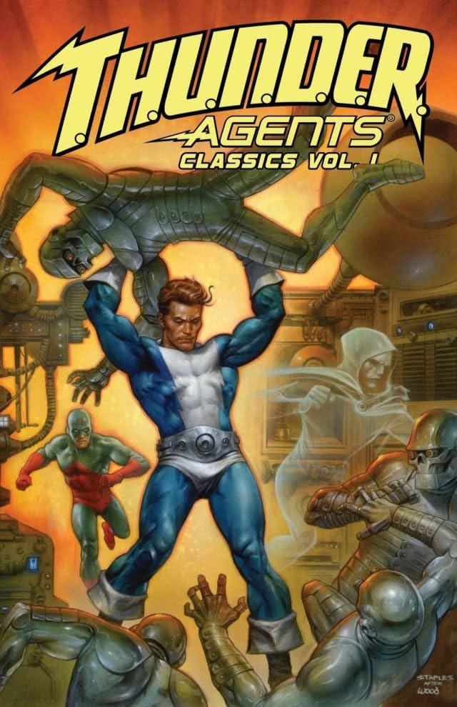 T.H.U.N.D.E.R. Agents Classics Vol. 1