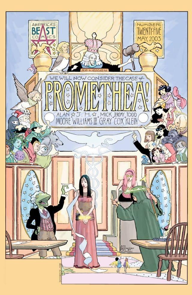 Promethea #25