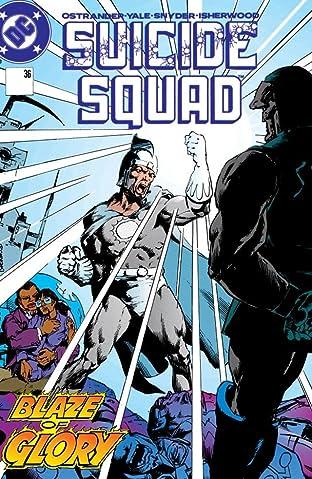 Suicide Squad (1987-1992) #36