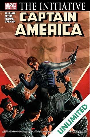Captain America (2004-2011) #30