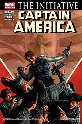 Captain America (2004-2011) #30