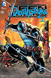 Teen Titans (2011-2014) #23.2: Featuring Deathstroke