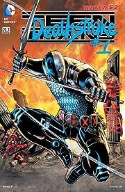 Teen Titans (2011-2014) #23.2: Featuring Deathstroke