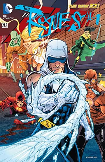The Flash (2011-2016) #23.3: Featuring Rogues