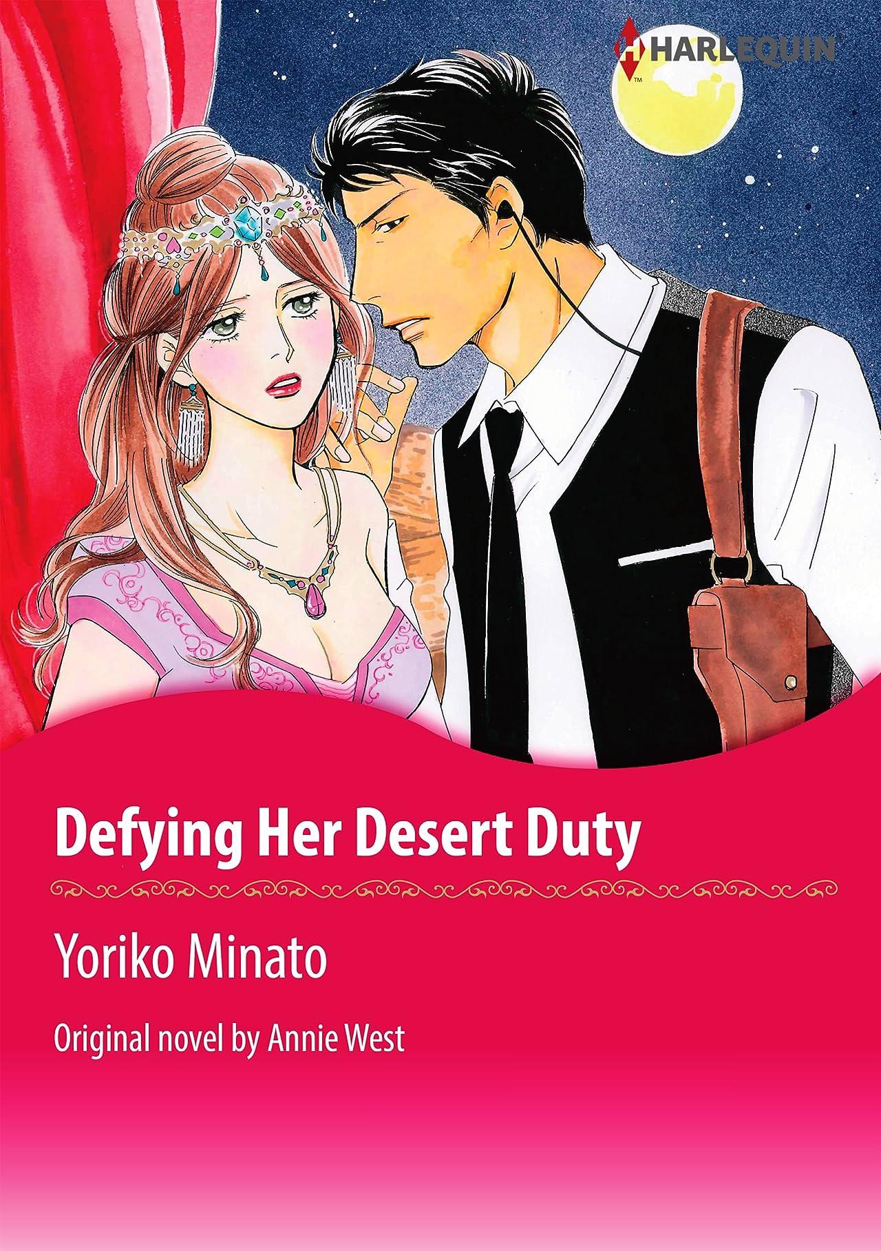 Defying Her Desert Duty