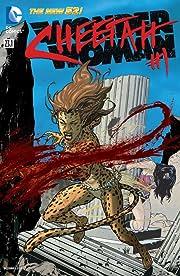 Wonder Woman (2011-2016) #23.1: Featuring Cheetah