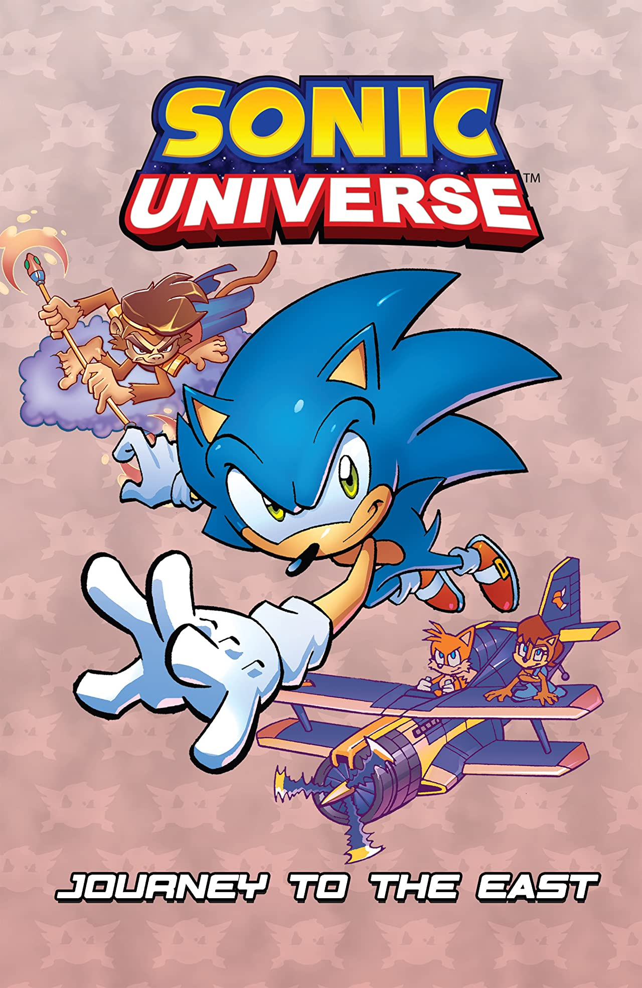 Sonic Universe Vol. 4: Journey To the East