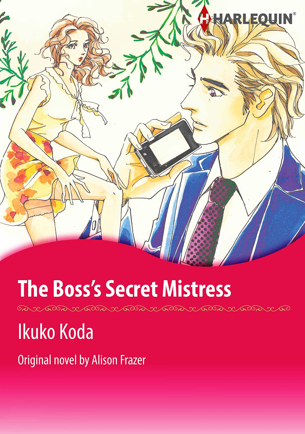 The Boss's Secret Mistress