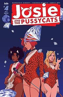 Josie & the Pussycats (2016-) #4