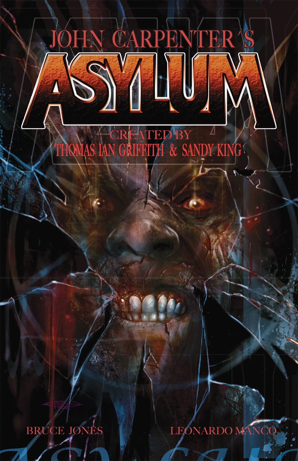John Carpenter's Asylum #1