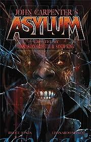 John Carpenter's Asylum #1