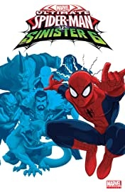 Marvel Universe Ultimate Spider-Man vs. The Sinister Six Vol. 1