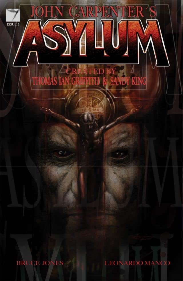 John Carpenter's Asylum #2