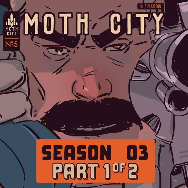 Moth City #5