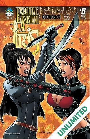 Executive Assistant: Iris Vol. 3 #5