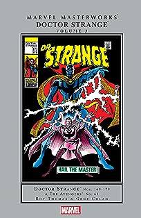 Doctor Strange Masterworks Vol. 3