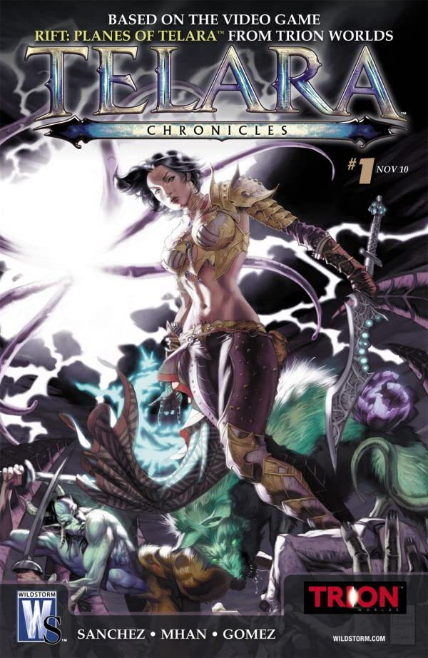 The Telara Chronicles #1
