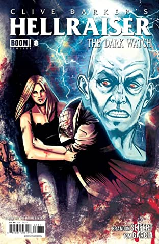 Hellraiser: The Dark Watch #8