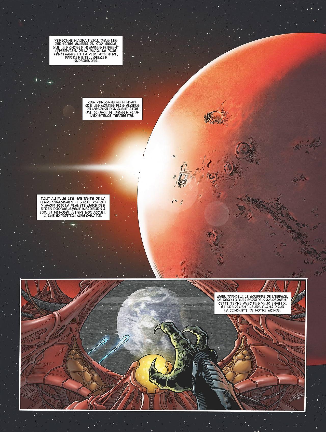 La guerre des Mondes Tome 1
