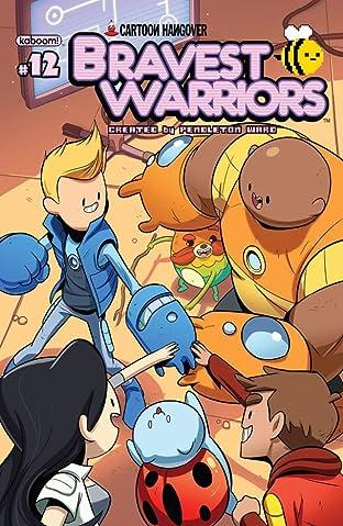 Bravest Warriors No.12