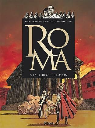 Roma Vol. 5: A l'origine du mal