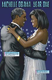 Female Force: Michelle Obama: Year One