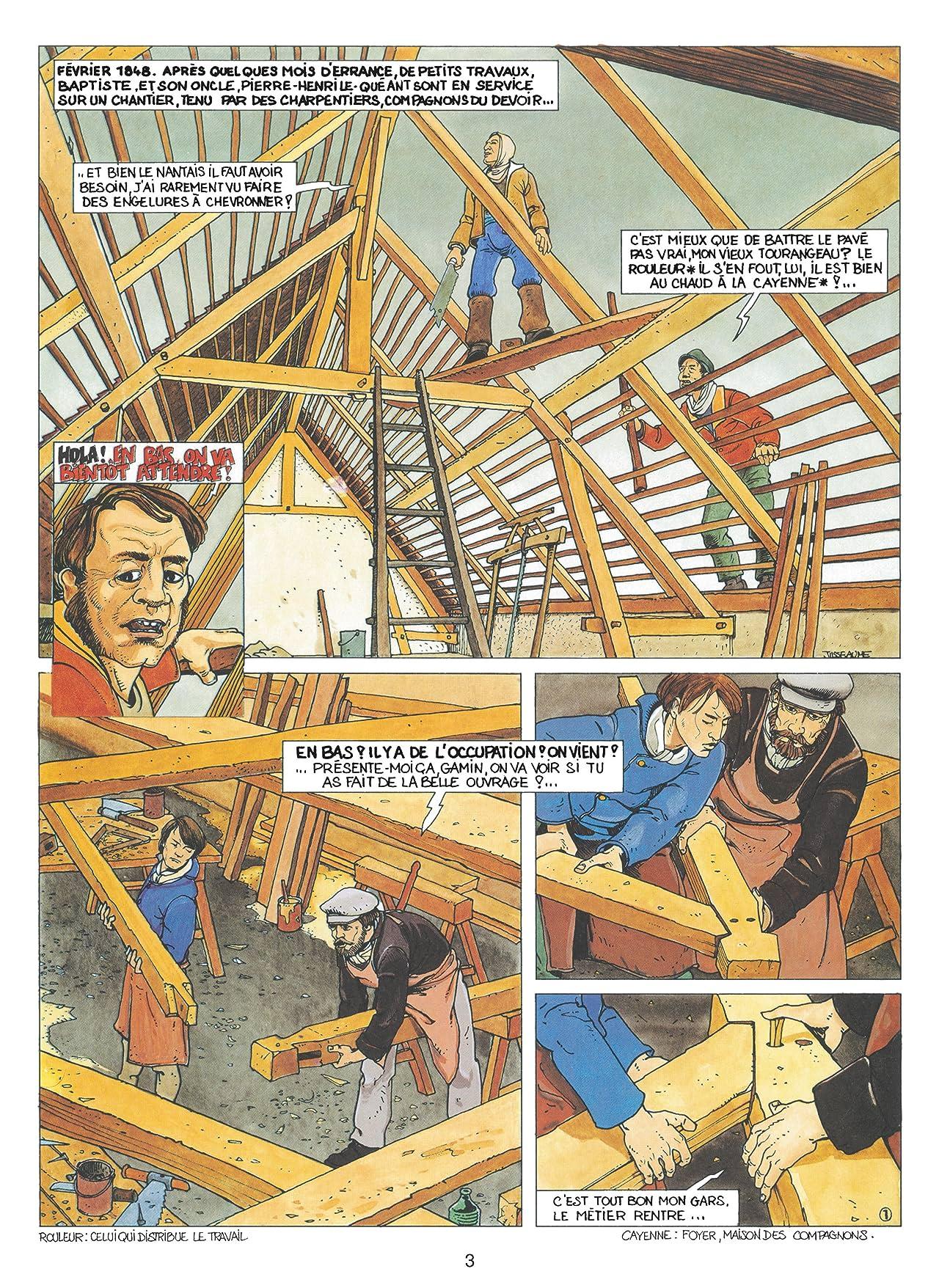Chroniques de la Maison Le Quéant Tome 2: Les Quarante-huitards
