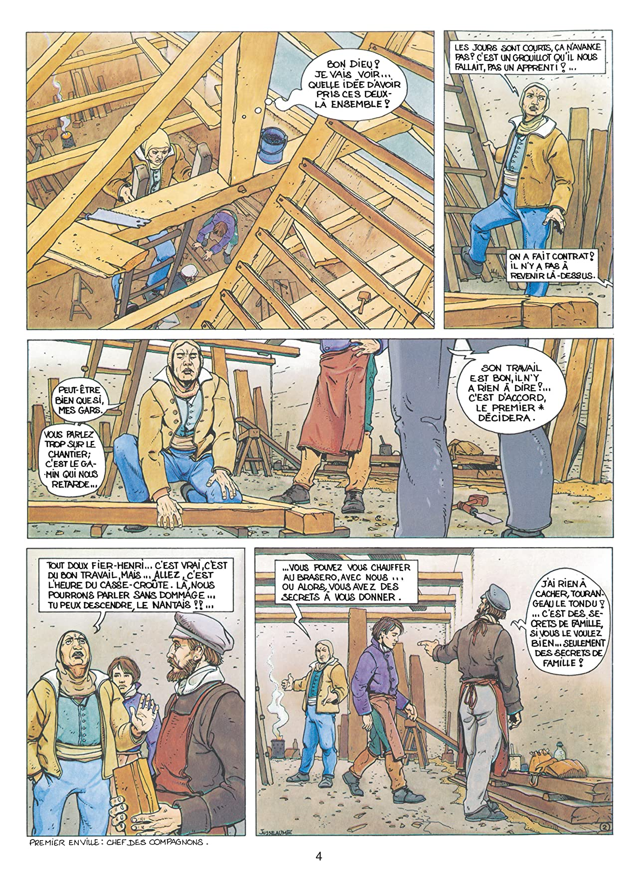 Chroniques de la Maison Le Quéant Vol. 2: Les Quarante-huitards